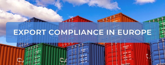 Export Compliance in Europe - Nielsonsmith
