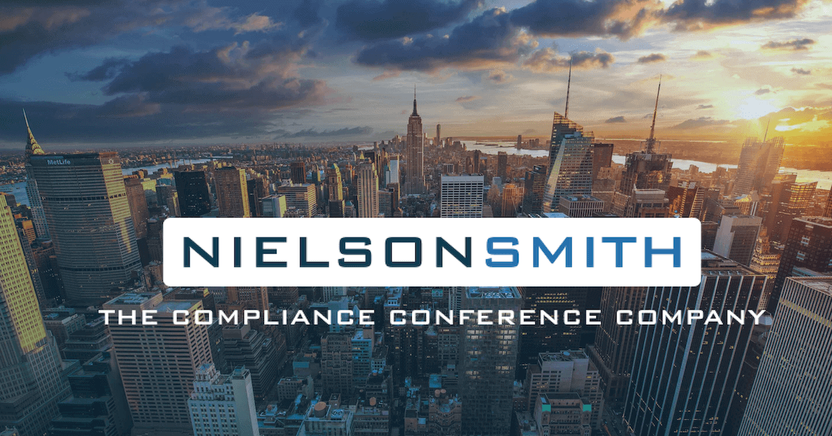 Nielsonsmith - The Event Format for Our Events